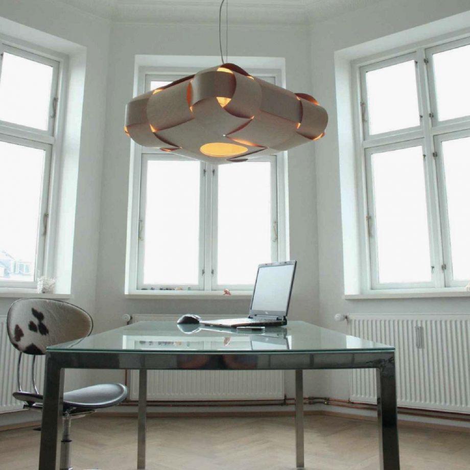 Alba – Veneer Lamp